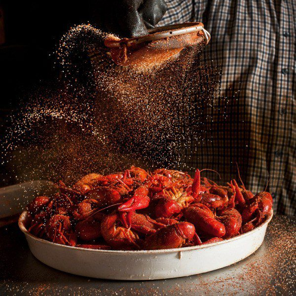 Purchase Live Crawfish at Louisiana Wild Crawfish & Catering