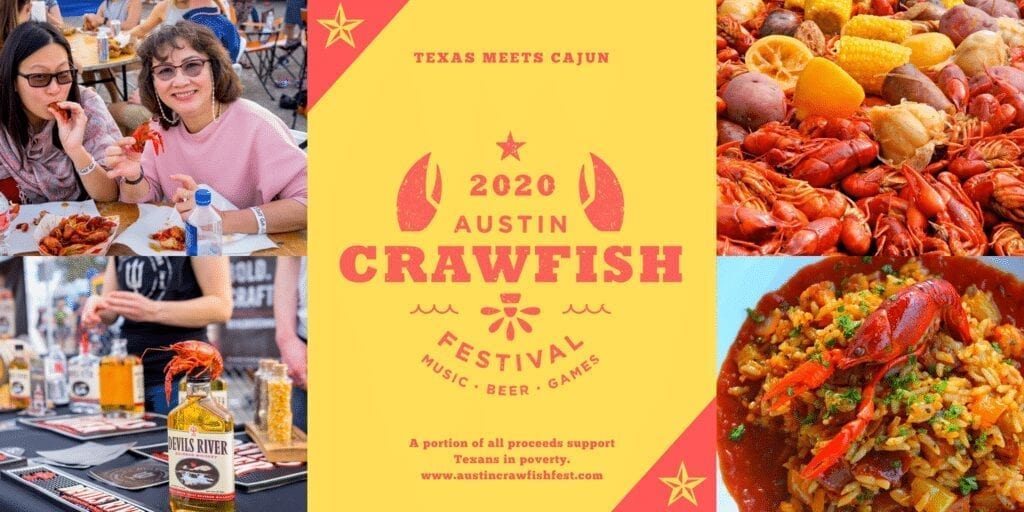 Austin Crawfish Festival Austin Louisiana Wild
